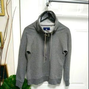 Martin+Osa Grey Cowlneck Sweatshirt M